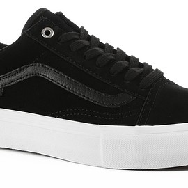 VANS - OLD SKOOL PRO - BLACK/BLACK/WHITE