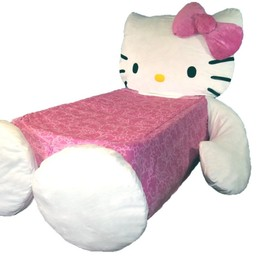 Incredibeds - Hello Kitty Bed Cover, Twin