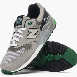 New Balance - M999 - Grey/Black/Green
