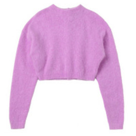 Kiko Mizuhara for Opening Ceremony - L/S Angora Knit Top