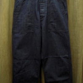 corona - baker/10oz P.W denim