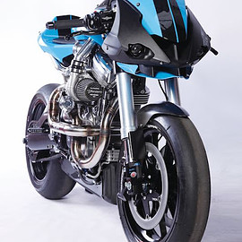 Avinton Motorcycles - Collector Race R