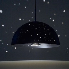 Anna Farkas and Miklós Batisz - Starry Light LED Pendant Lamp