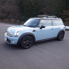 MINI COOPER  - S CLUBMAN WEMBLEY.