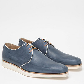 Mr. Hare - King Tubby Creeper Shoes in Navy