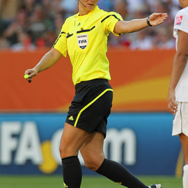 Career Opportunities - Bibiana Steinhaus Referee at FIFA Women's World Cup