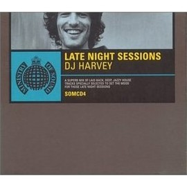 DJ Harvey - Late Night Sessions Vol.1: Mixed By DJ Harvey