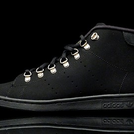 adidas - Stan Smith Winter Mid Black