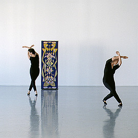Noa Eshkol - Five Dances and Nine Wall Carpets 2011