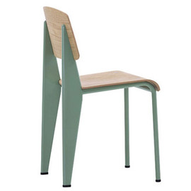 """Standard"" Chairs, Green"