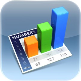 Apple - Numbers (for iOS)