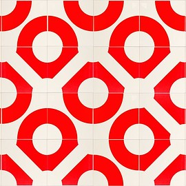 Karel Martens - Pattern Foundry Dyad tiles