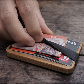POQUITO - POQUITO WOOD WALLET