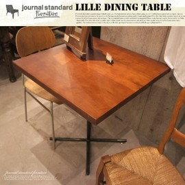 journal standard Furniture - SENS CAFE TABLE SQUERE
