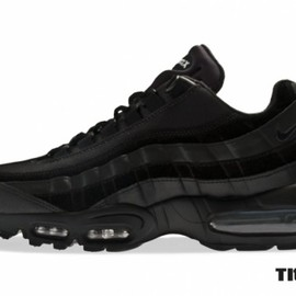 Nike - Air Max 95 Premium - Black/Anthracite
