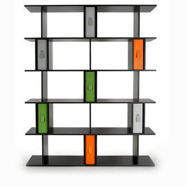 benjamin hubert - foundation shelving and storage system