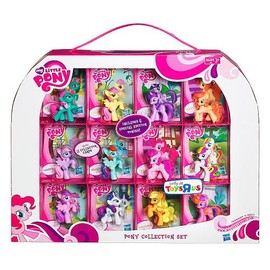 Hasbro - MY LITTLE PONY FRIENDSHIP IS MAGIC COLLECTION SET