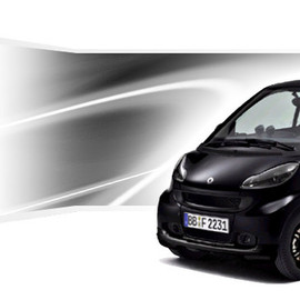 smart - fortwo blackedition