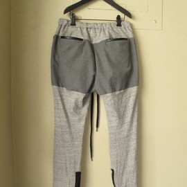 SUNSEA - flea market pants
