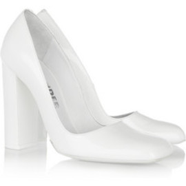 JIL SANDER - Jil Sander PATENT-LEATHER PUMP