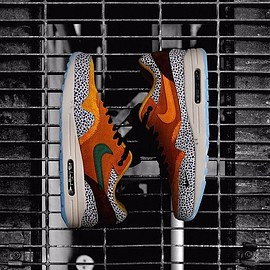 "NIKE - NIKE AIR MAX 1 PREMIUM ""SAFARI"""