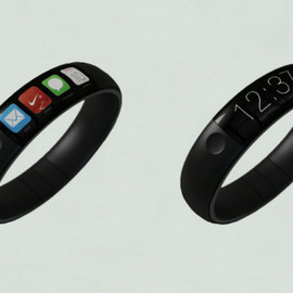 Apple I Watch Concept.
