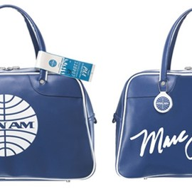 MARC JACOBS - PANAM Boston Bag