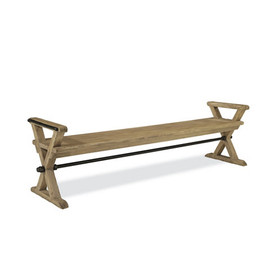 RALPH LAUREN HOME - ALPINE LODGE BENCH