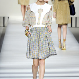 FENDI - 2012 ss / dress