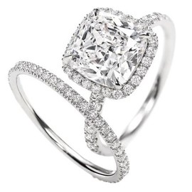 Harry Winston - Micropave Ring