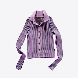 heaven by MARC JACOBS - TINY TEDDY RIBBED CARDIGAN