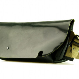 Uni&co. - MESSENGER BAG (S)/DARK GREEN