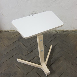 Poang Coffee Side Table Design by Martin Zampach
