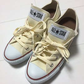 CONVERSE - CONVERS ALL STARローカット