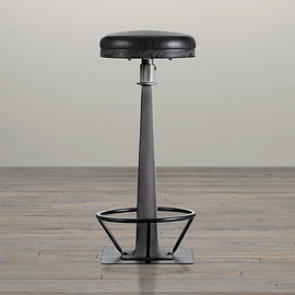 Restoration Hardware - Soda Fountain Stool
