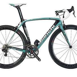Bianchi - OLTRE XR (super record eps 11sp compact)