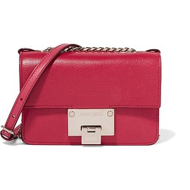 Jimmy Choo - Rebel mini leather shoulder bag