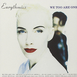 Eurythmics ‎ - We Too Are One