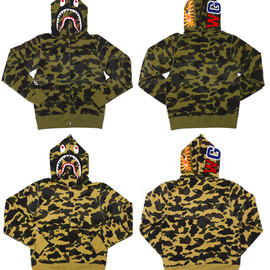 BATHING APE TYPE 1 [シューズ]
