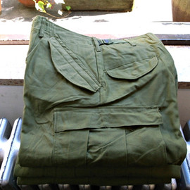 US Army M-43 Pile Field Jacket