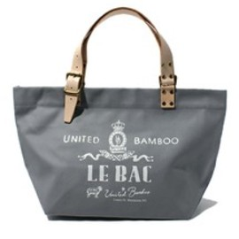 united bamboo - LEATHER HANDLE TOTE【LE BAC by united bamboo】