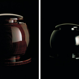 Ettore Sottsass - JapaneseLaquerware Collection, Kirameki & Kiwami laquerware companies,