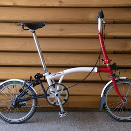Brompton - Special Jubilee Edition M3L