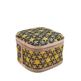COLLEX - Bamboo Box Yellow