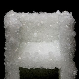 TOKUJIN YOSHIOKA 吉岡徳仁 - Venus natural crystal chair, 2008