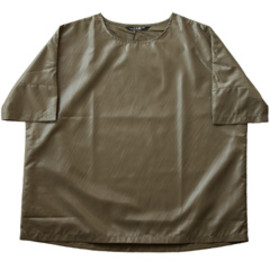 P.A.M. - Tent Woven Tee  (army)
