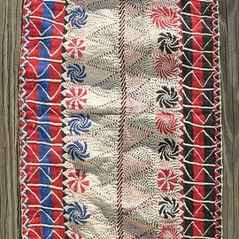antique kantha
