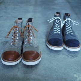 H.G.W. × Mark McNairy - Derby Boot