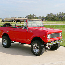 International Harvester - Scout