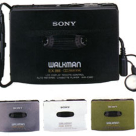 SONY - Walkman WM-EX80